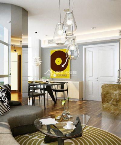 Thiết kế nội thất chung cư, căn hộ