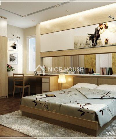 Thiết kế nội thất nhà anh Kiên - Hà Nội