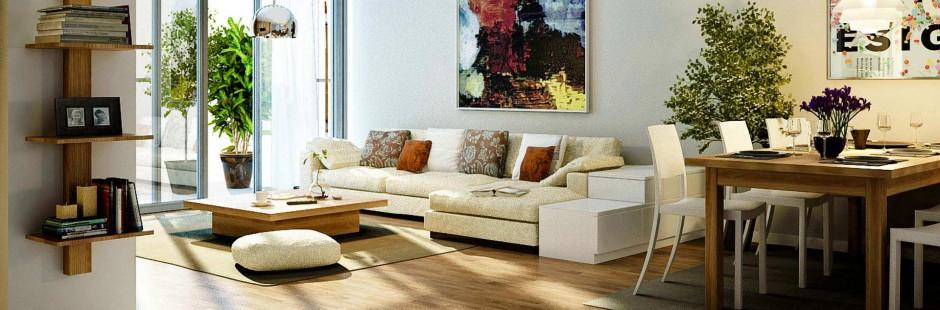 Thiết kế nội thất nhà ở, chung cư