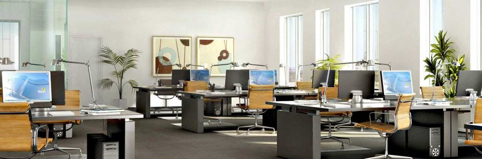 Thiết kế nội thất văn phòng đẹp