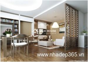 Thiết kế nội thất chung cư CT2