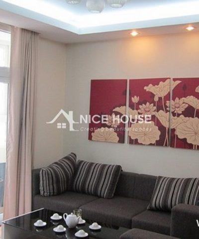 Hoàn thiện nội thất căn hộ chung cư chị Nga