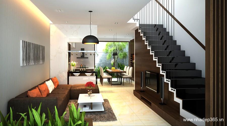 Thiết kế nhà phố Hải Dương 11