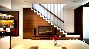 Thiết kế nhà phố Hải Dương 10