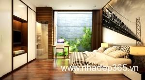 Thiết kế nhà phố Hải Dương 9