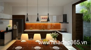 Thiết kế nhà phố Hải Dương 5