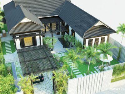 Nhà vườn Anh Thừa - Nam Định 1