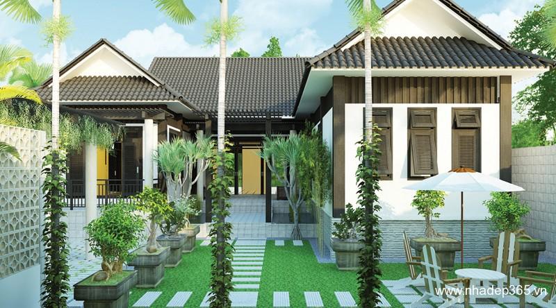 Nhà vườn Anh Thừa - Nam Định 3
