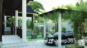 Nhà vườn Anh Thừa - Nam Định 4