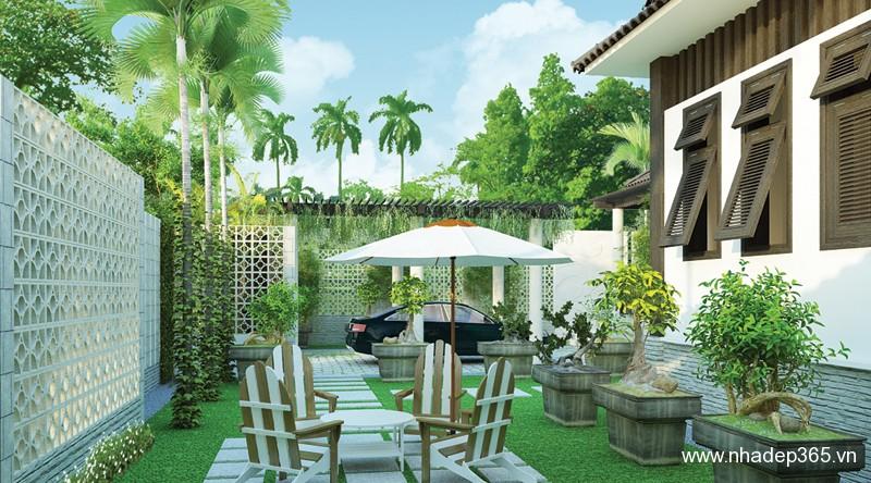 Nhà vườn Anh Thừa - Nam Định 5