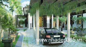 Nhà vườn Anh Thừa - Nam Định 6