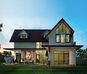 Thiết kế nhà vườn, biệt thự sân vườn