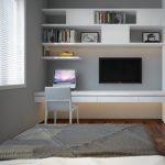 Thiết kế nội thất phòng học và làm việc