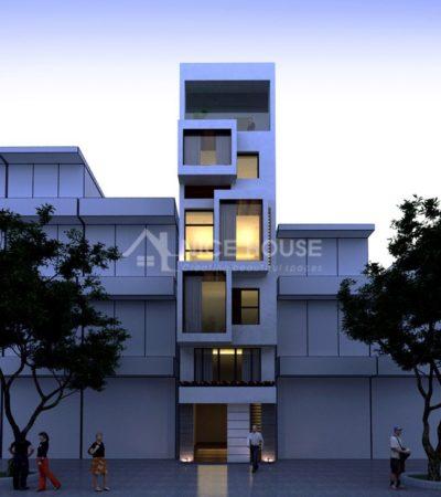 Thiết kế nhà phố hiện đại tại Hà Nội