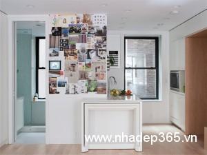 Thiết kế nội thất nhỏ xinh thông minh và độc đáo