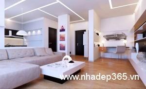 Các giải pháp cho phòng khách thiếu ánh sáng
