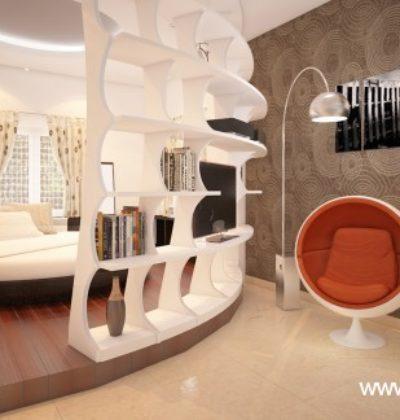 Thiết kế phòng ngủ hiện đại đẹp và cá tính riêng