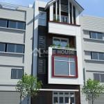 Thiết kế nhà phố 5 tầng diện tích 6×12.5m