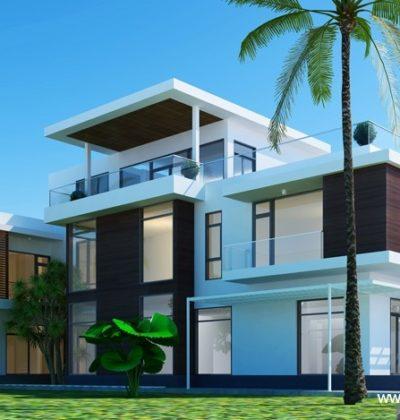 Tư vấn thiết kế nhà phố hiện đại theo xu hướng mới