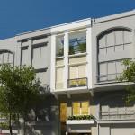 Thiết kế nhà phố 2 tầng 5x10m