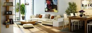 Thiết kế nội thất chung cư nhà ở căn hộ